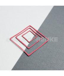 ALEXANDRA RENKE - Rahmen - Quadrat
