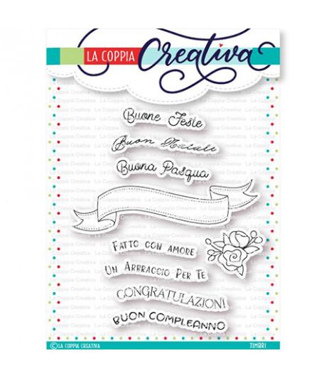 COPPIA CREATIVA - Banner e scritte