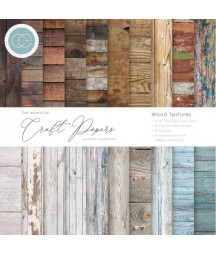CRAFT PAPERS - Wood...