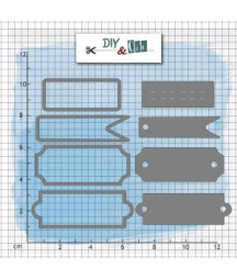 DIY&CIE - Etiquettes