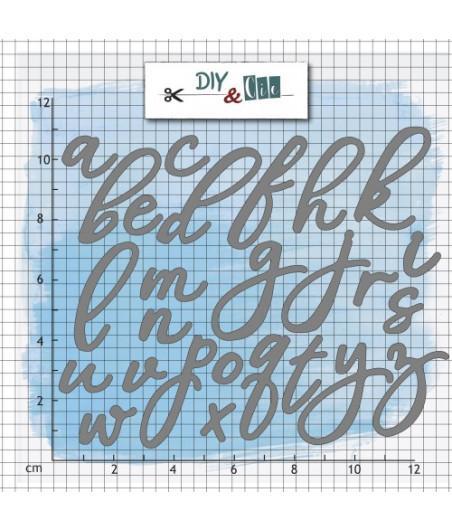 DIY&CIE - Alphabet: Calligraphie