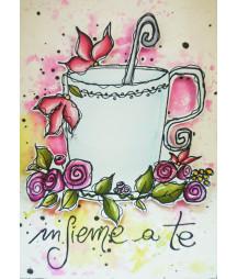 TimbroLINE - Pausa (Primavera) by Erica Nicomedi