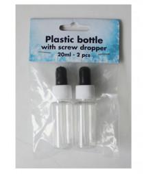 Plastic Bottle with screw...