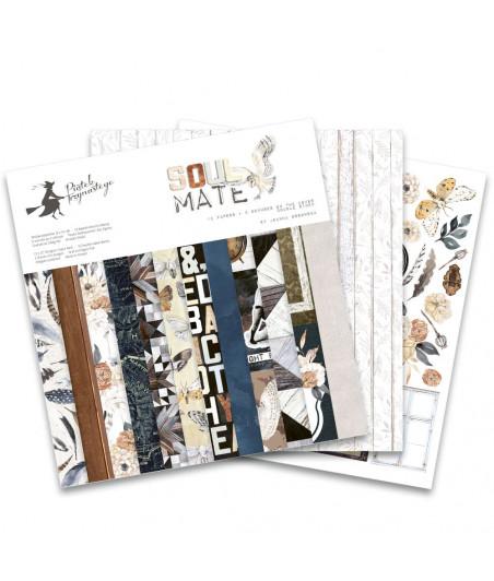PIATEK - SOULMATE - 12x12  Pad Collection Kit